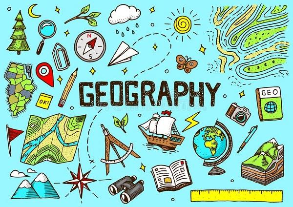 Pengertian Dasar Geografi