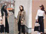 Tips Memakai Celana Kulot Untuk Si Postur Tubuh Curvy